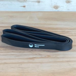 Black Elastic Exercise Band