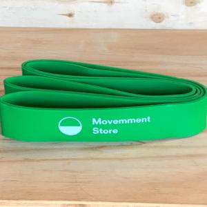 Green Elastic Exercise Band