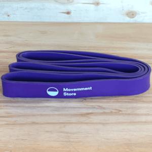 Purple Elastic Exercise Band